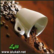 قهوة فنجاني تناثرت